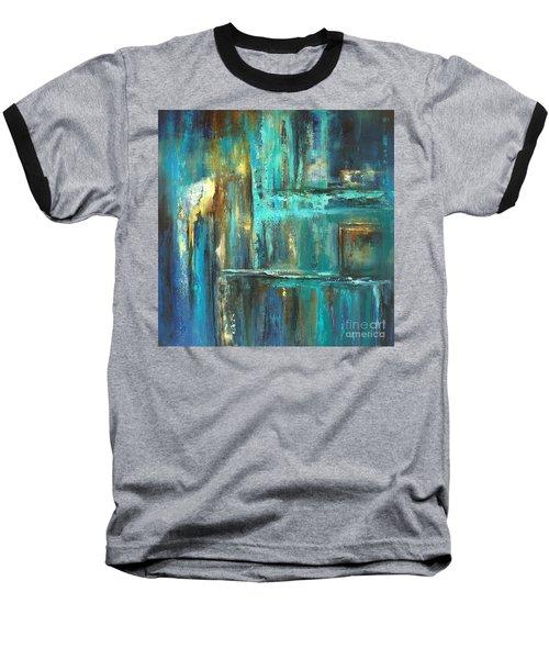 Twilight Baseball T-Shirt by Valerie Travers