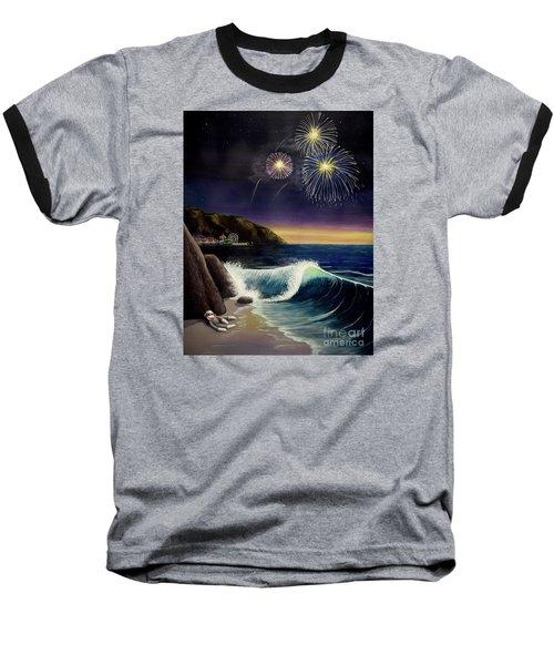 Twilight's Last Gleaming Baseball T-Shirt