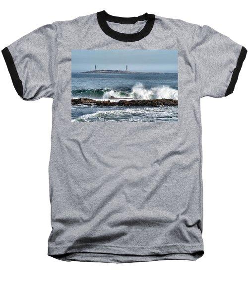Twin Lights Baseball T-Shirt