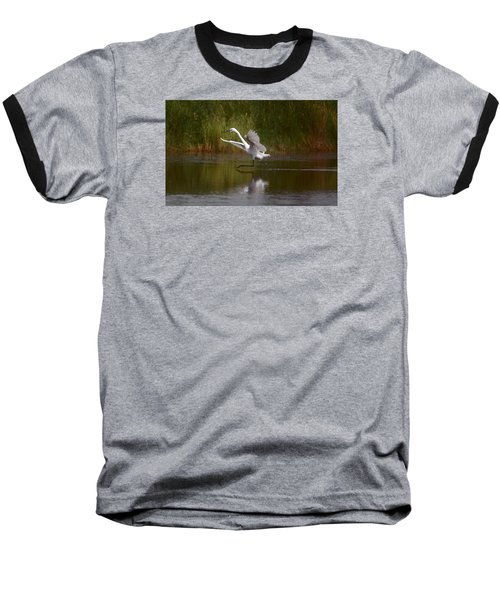 Baseball T-Shirt featuring the photograph Twinkle Toes by Leticia Latocki