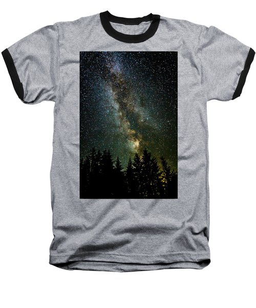 Twinkle Twinkle A Million Stars  Baseball T-Shirt