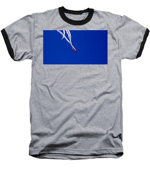 Twist And Turns Baseball T-Shirt