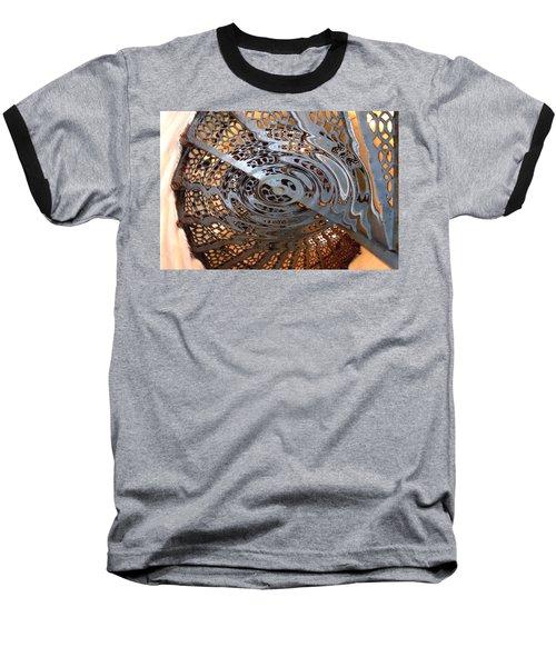 Twist Of Steel Baseball T-Shirt