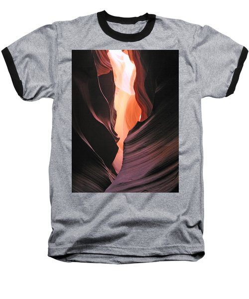 Baseball T-Shirt featuring the photograph Twisted Canyon by Marcia Socolik