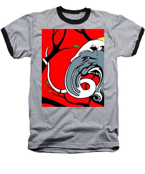 Twisted Baseball T-Shirt