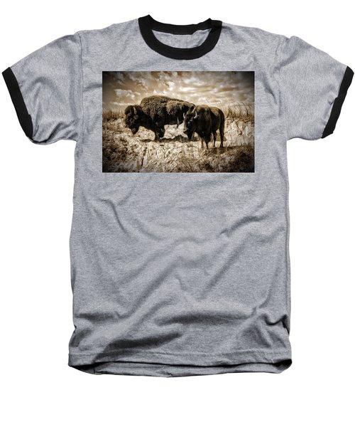 Two Buffalo Baseball T-Shirt