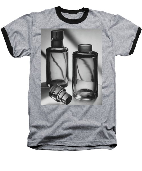 Two Glass Decanters Baseball T-Shirt