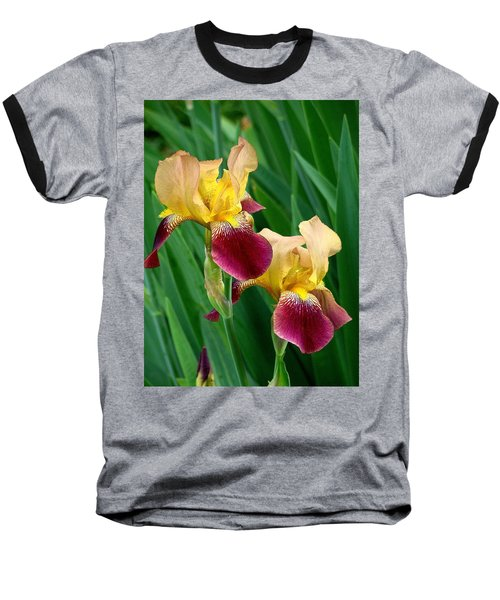 Two Iris Baseball T-Shirt