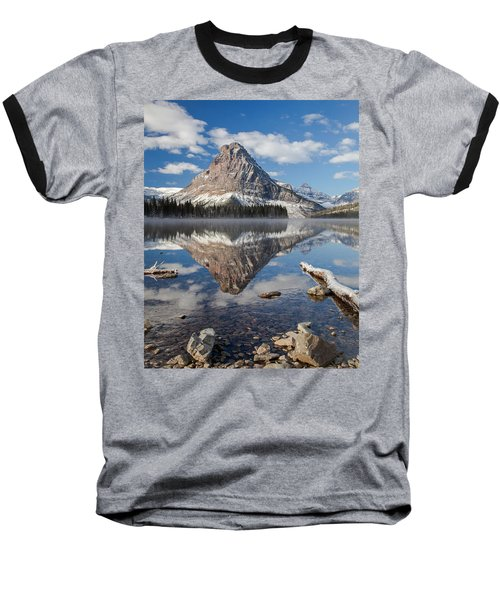 Baseball T-Shirt featuring the photograph Two Medicine Morning by Jack Bell