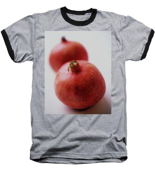 Two Pomegranates Baseball T-Shirt