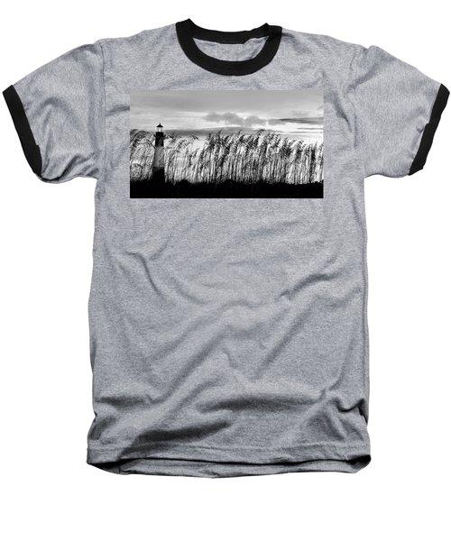 Tybee Lighthouse One Baseball T-Shirt