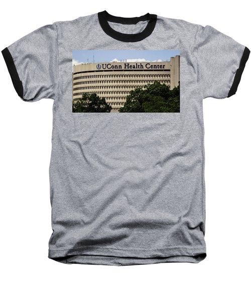 University Of Connecticut Uconn Health Center Baseball T-Shirt