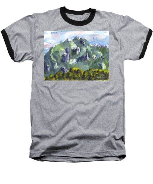 Uintah Highlands 1 Baseball T-Shirt