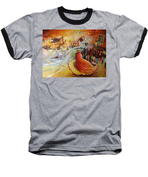 Una Vida Baseball T-Shirt