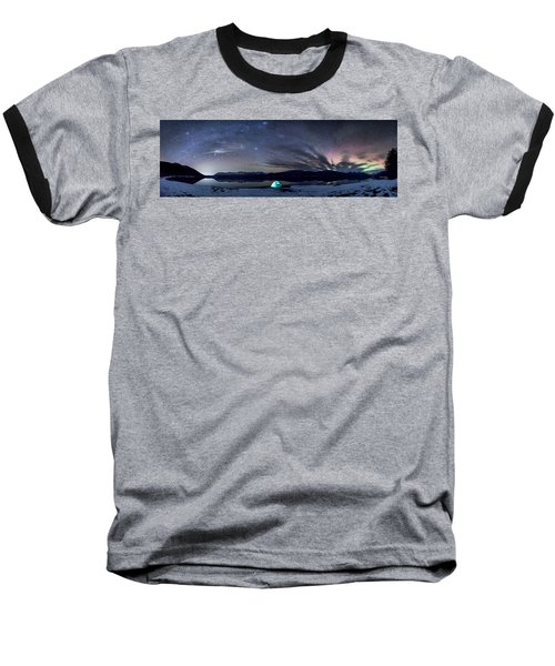 Under Big Skies Baseball T-Shirt