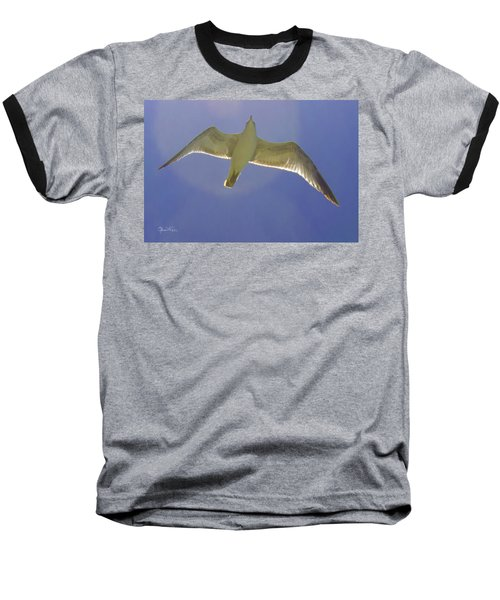 Under His Wings IIi Baseball T-Shirt