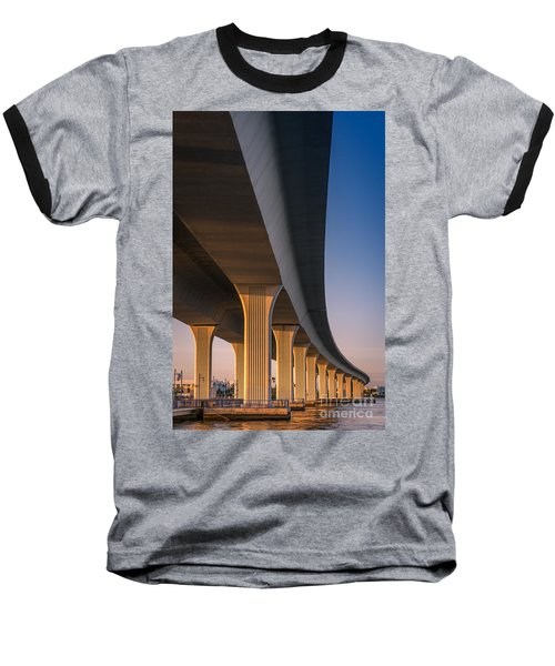 Under The Bridge Baseball T-Shirt
