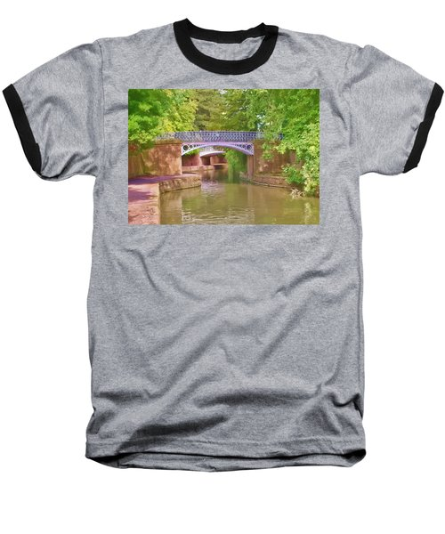 Under The Bridges Baseball T-Shirt