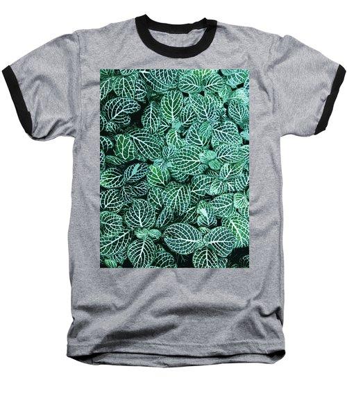 Ha Baseball T-Shirt by Julio Lopez