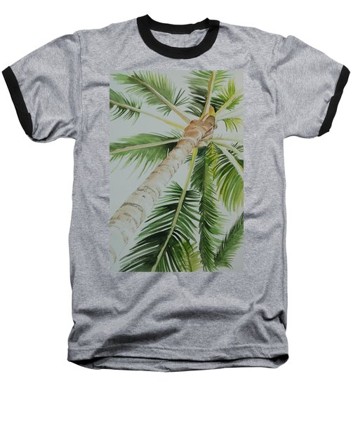 Under The Palm Baseball T-Shirt