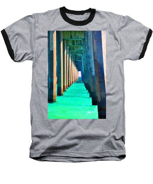 Under The Pier Too Baseball T-Shirt