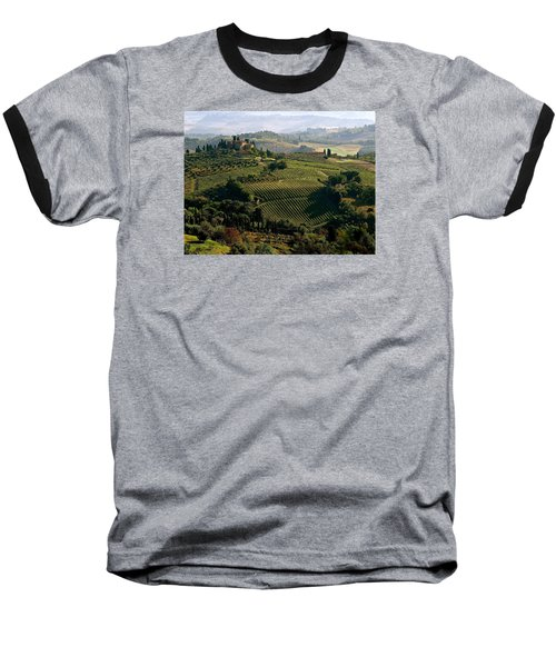 Under The Tuscan Sun Baseball T-Shirt