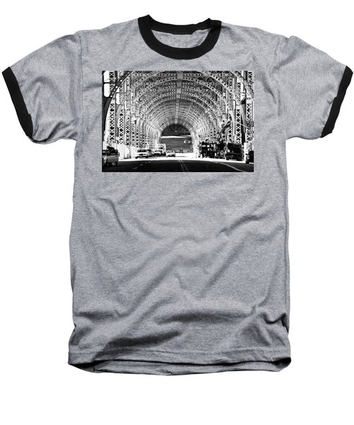Under The West Side Highway Baseball T-Shirt