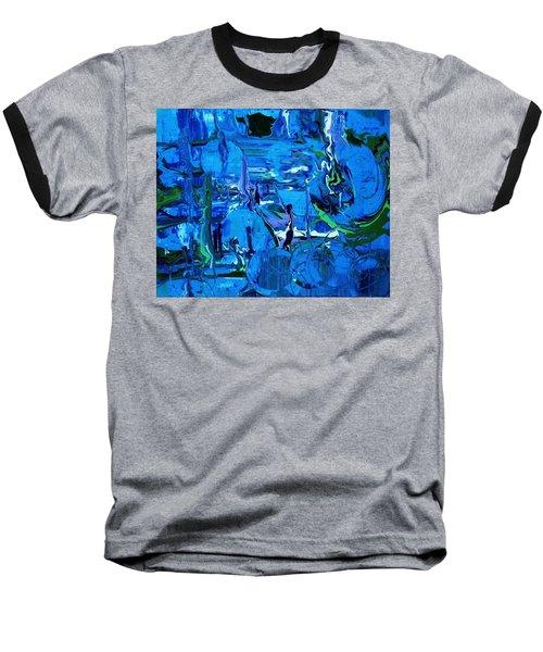 Undercurrents Baseball T-Shirt