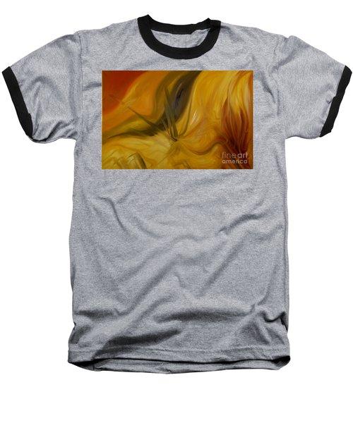 Undergrowth I Baseball T-Shirt