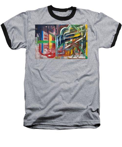 Undergrowth IIi Baseball T-Shirt