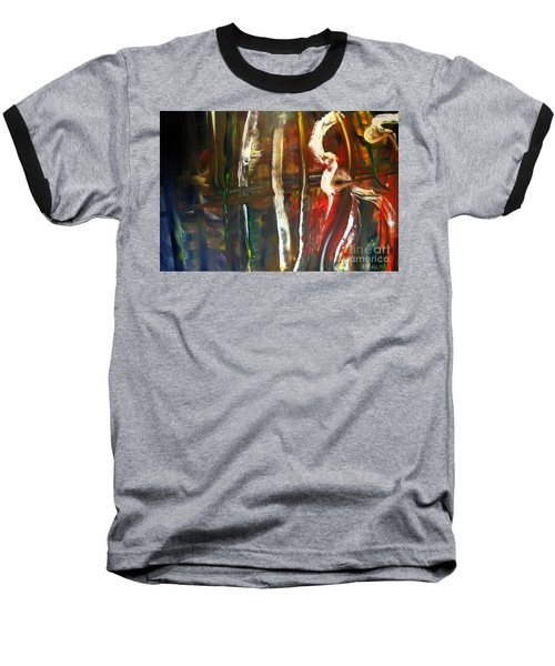 Undergrowth Iv Baseball T-Shirt