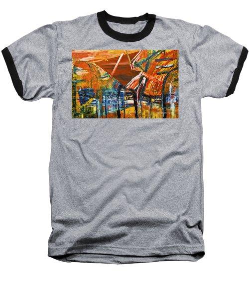 Undergrowth V Baseball T-Shirt