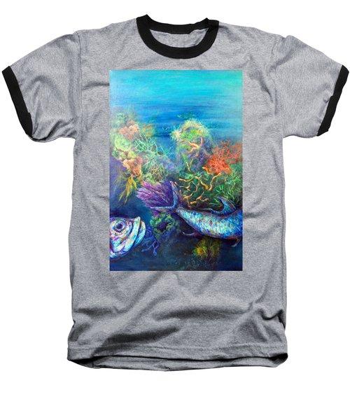 Jesus Reef  Baseball T-Shirt