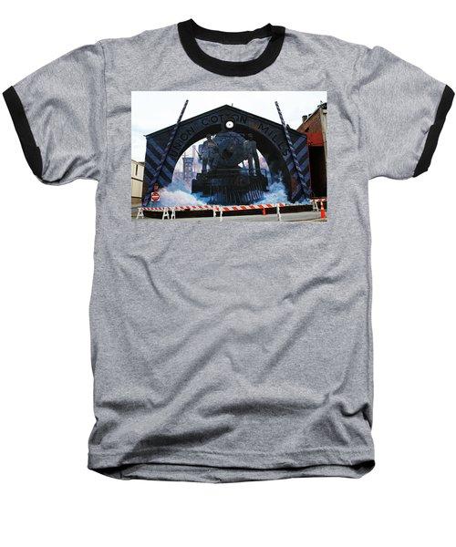 Union Cotton Mills Baseball T-Shirt