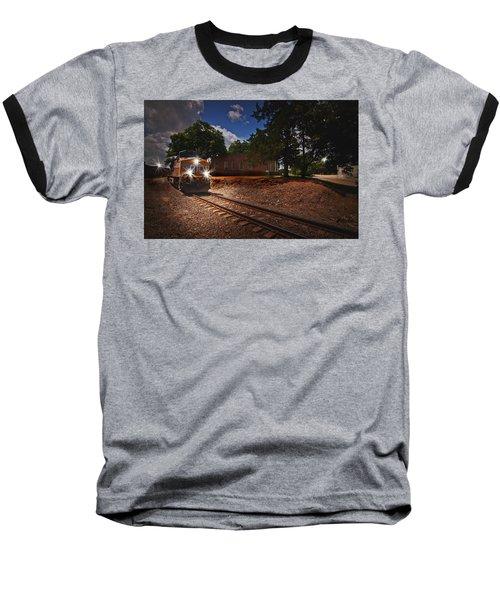 Union Pacific 7917 Train Baseball T-Shirt