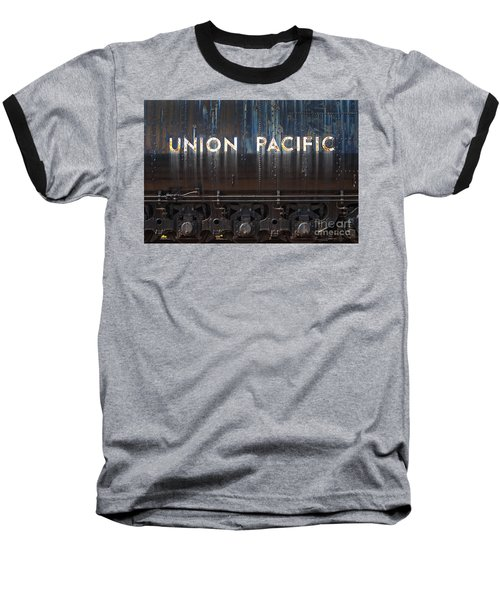 Union Pacific - Big Boy Tender Baseball T-Shirt by Paul W Faust -  Impressions of Light