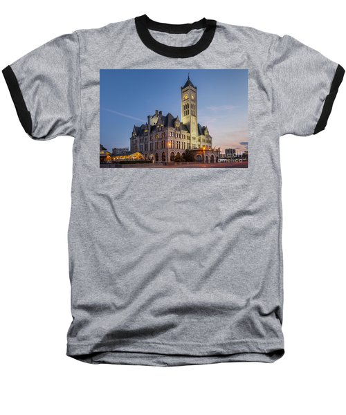 Union Station  Baseball T-Shirt