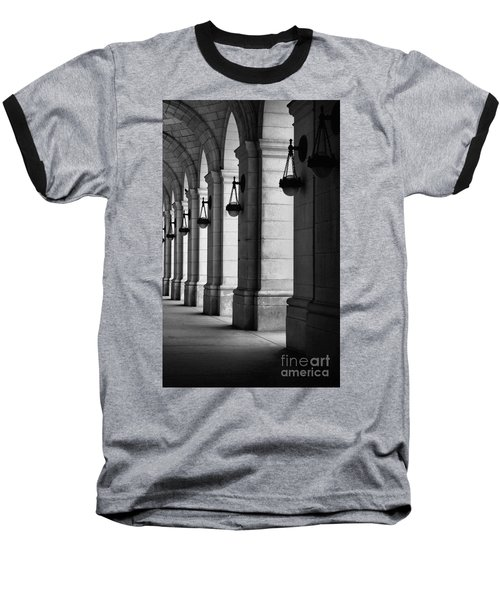 Union Station Washington Dc Baseball T-Shirt