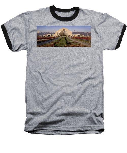 Union Terminal Baseball T-Shirt