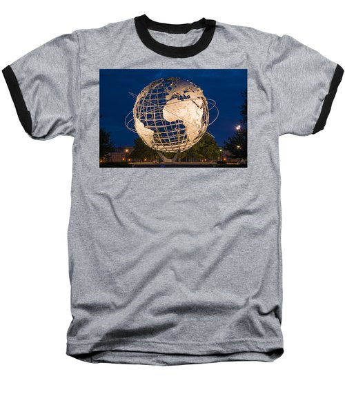 Unisphere Nights Baseball T-Shirt