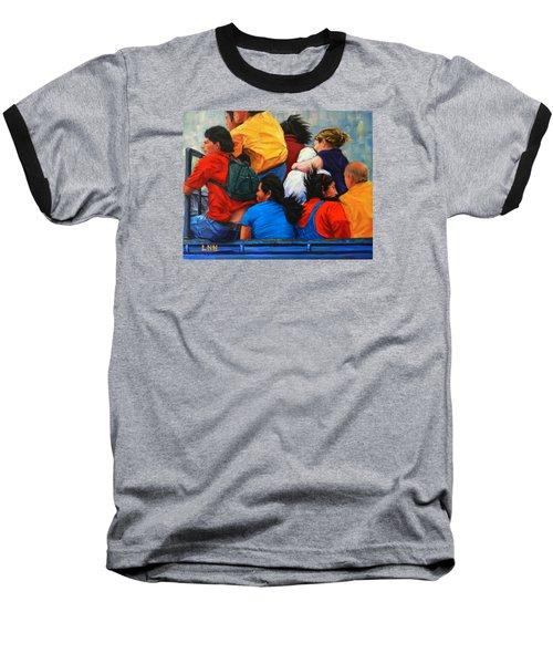 United, Peru Impression Baseball T-Shirt