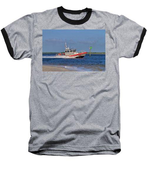 United States Coast Guard Baseball T-Shirt