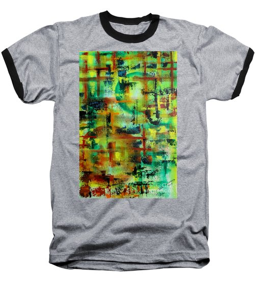 Two Sphere Baseball T-Shirt