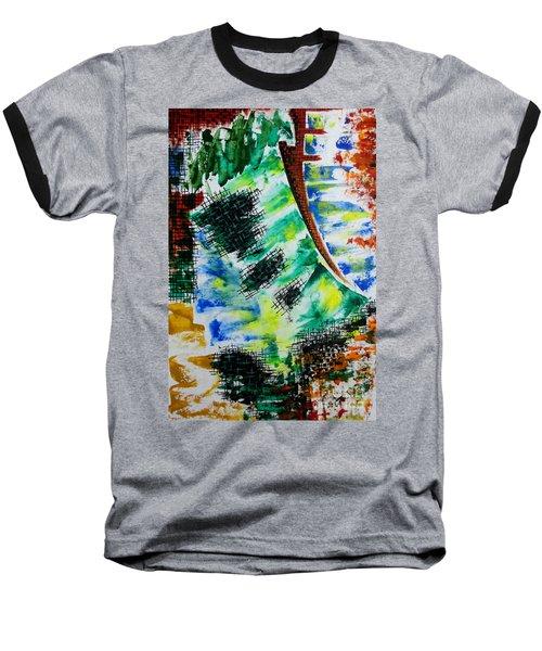 Different Mode Baseball T-Shirt