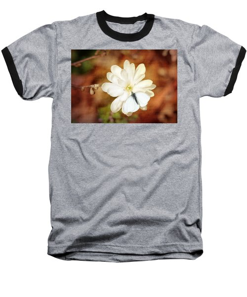 Baseball T-Shirt featuring the photograph Unity by Trina  Ansel