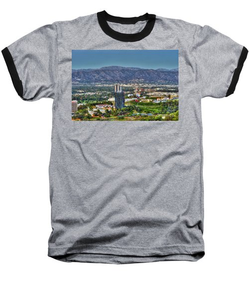 Universal City Warner Bros Studios Clear Day Baseball T-Shirt