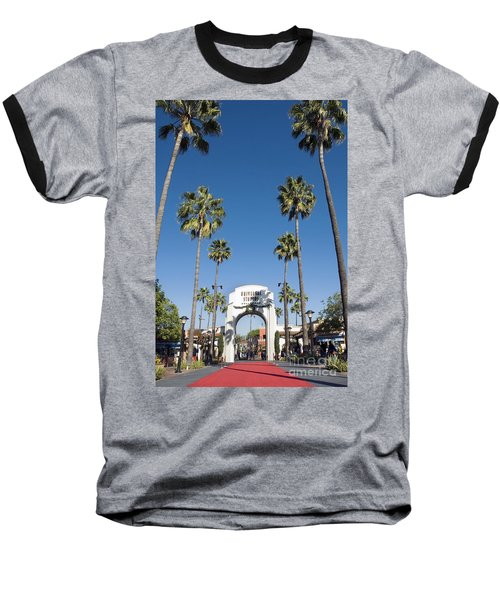 Universal Studios Red Carpet Baseball T-Shirt