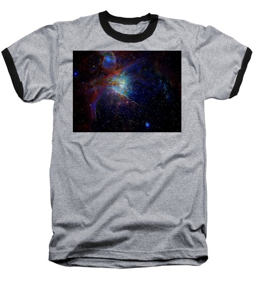 Unknown Distant Worlds Baseball T-Shirt