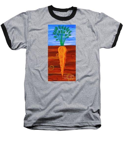 Uno Carotta Baseball T-Shirt