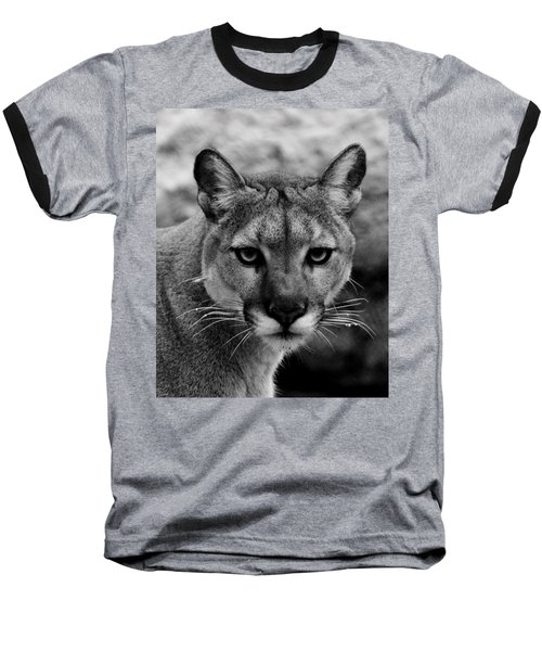 Untamed Baseball T-Shirt